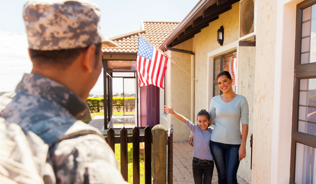 How San Diego Military Can Lease Their Property While On Deployment